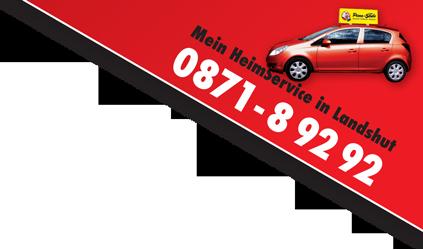 Telefonnummer von Ihrem Lieferservice in Landshut
